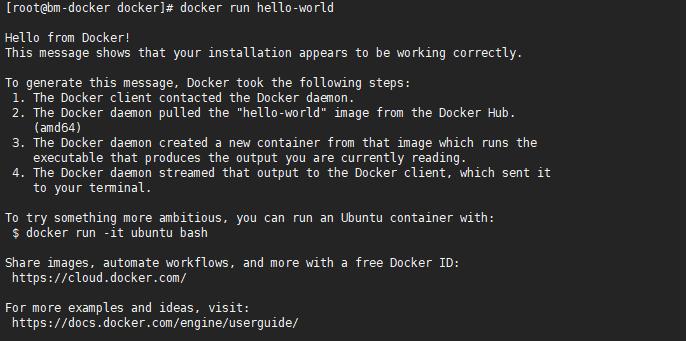零基础学习 Docker(三)   关于镜像插图