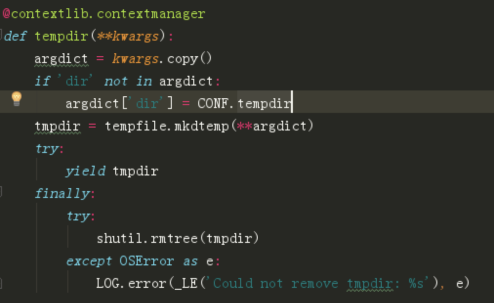 Python 中的 with 与 上下文管理器插图