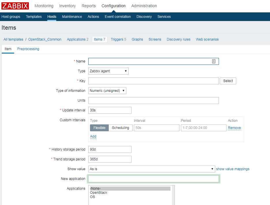 Zabbix 监控系统搭建及使用文档(超全整理)插图(6)