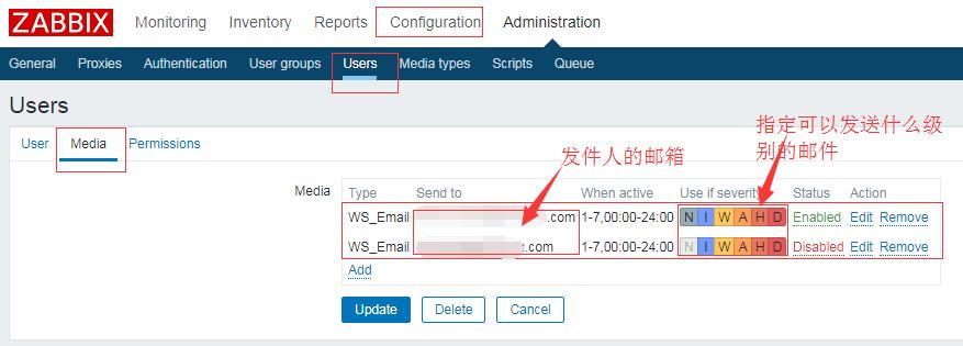 Zabbix 监控系统搭建及使用文档(超全整理)插图(18)
