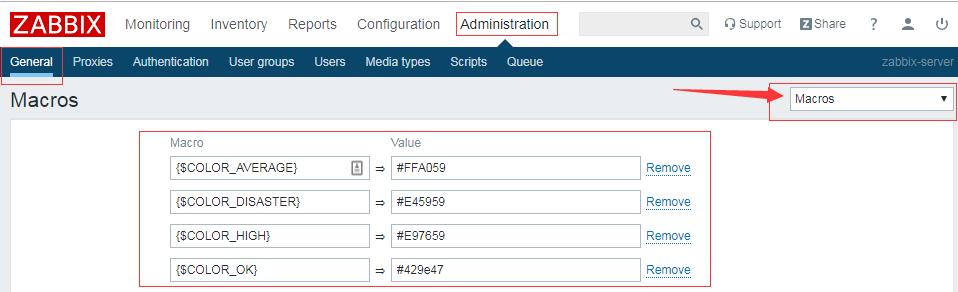 Zabbix 监控系统搭建及使用文档(超全整理)插图(14)