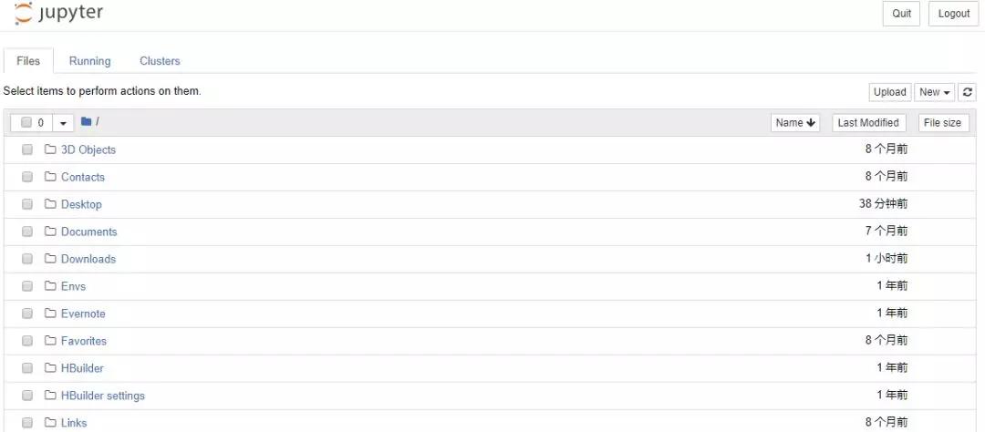 详细的 Jupyter NoteBook 使用指南插图(2)