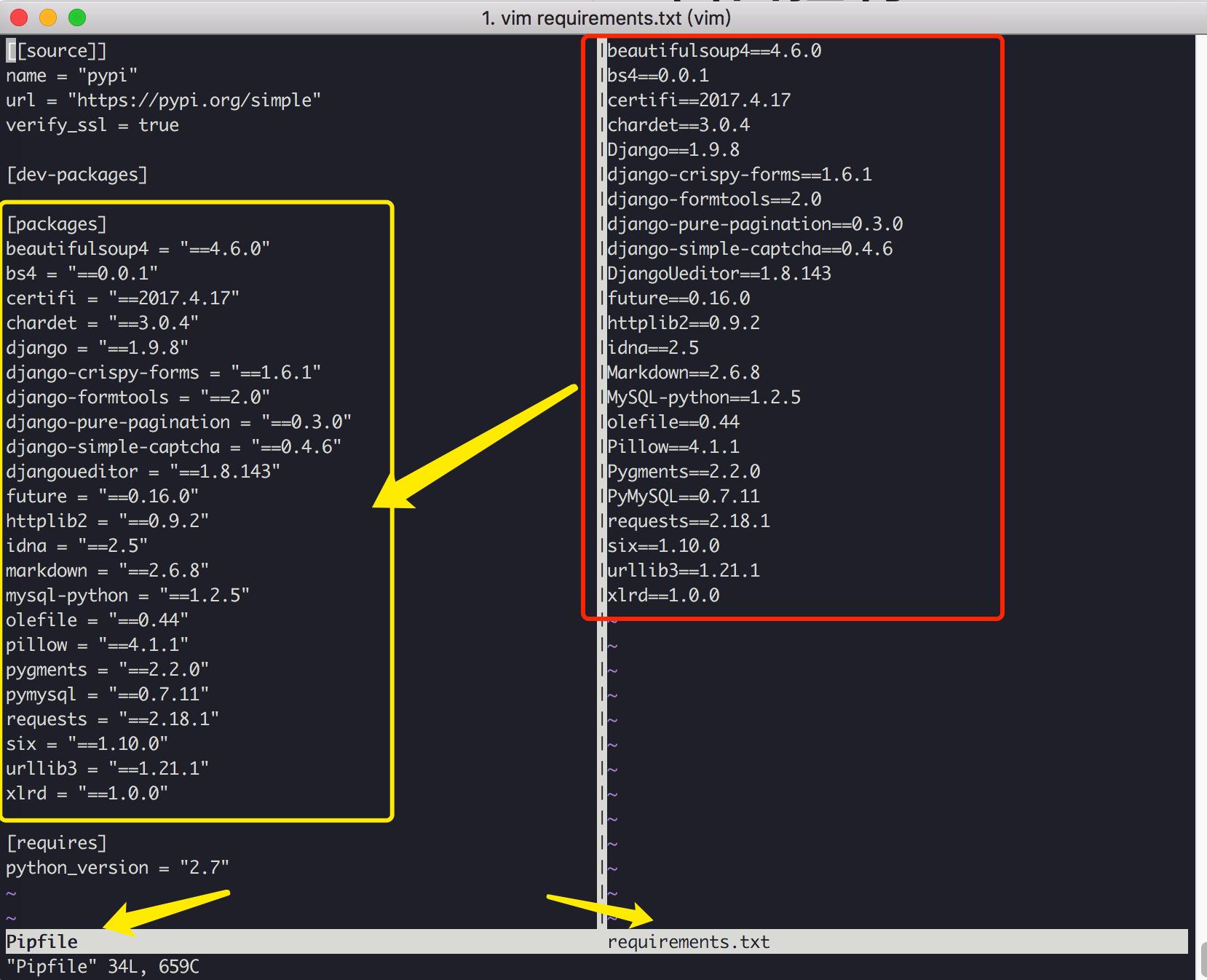 如何使用 Pipenv 管理 Python 虚拟环境插图(3)