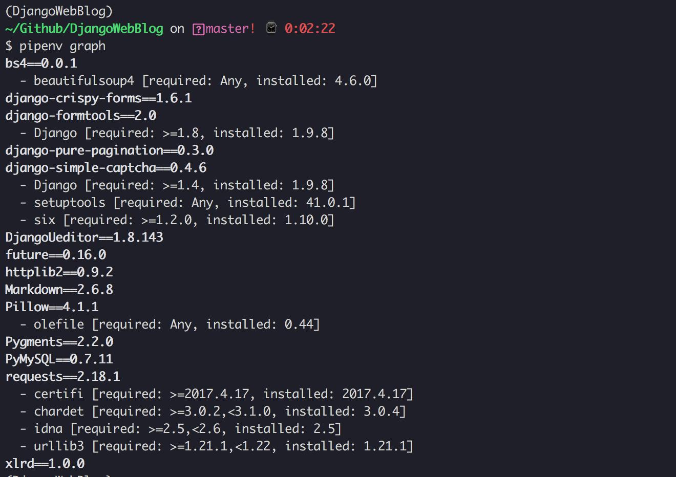如何使用 Pipenv 管理 Python 虚拟环境插图(6)