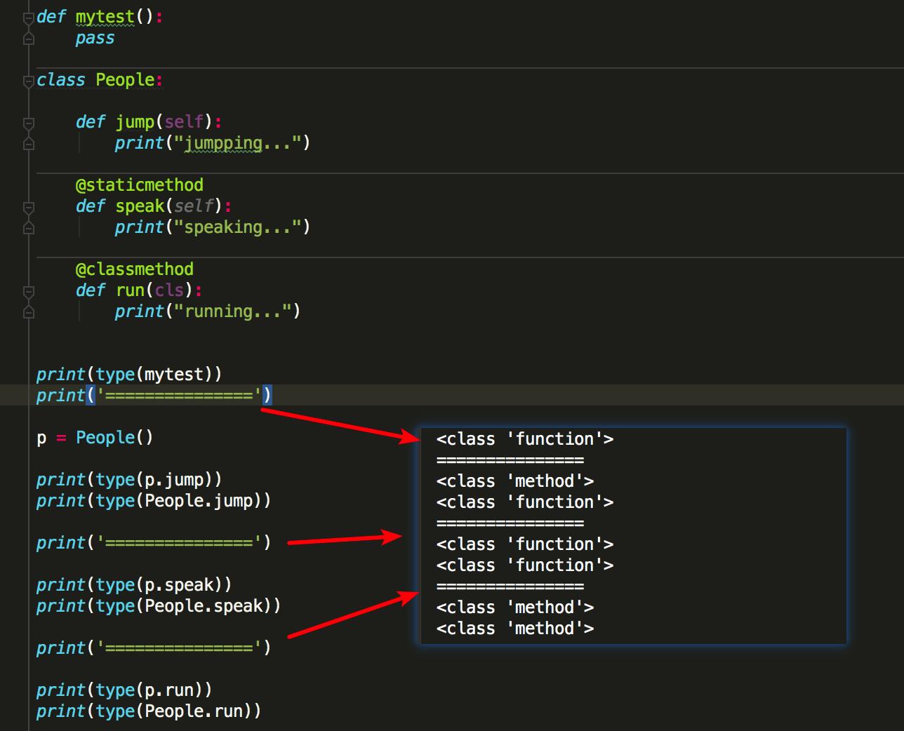 Python 中的静态方法(staticmethod)门道真多插图(1)