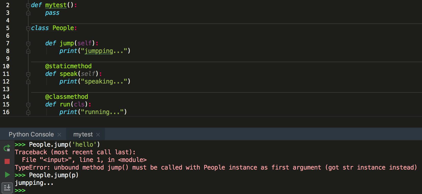 Python 中的静态方法(staticmethod)门道真多插图(2)