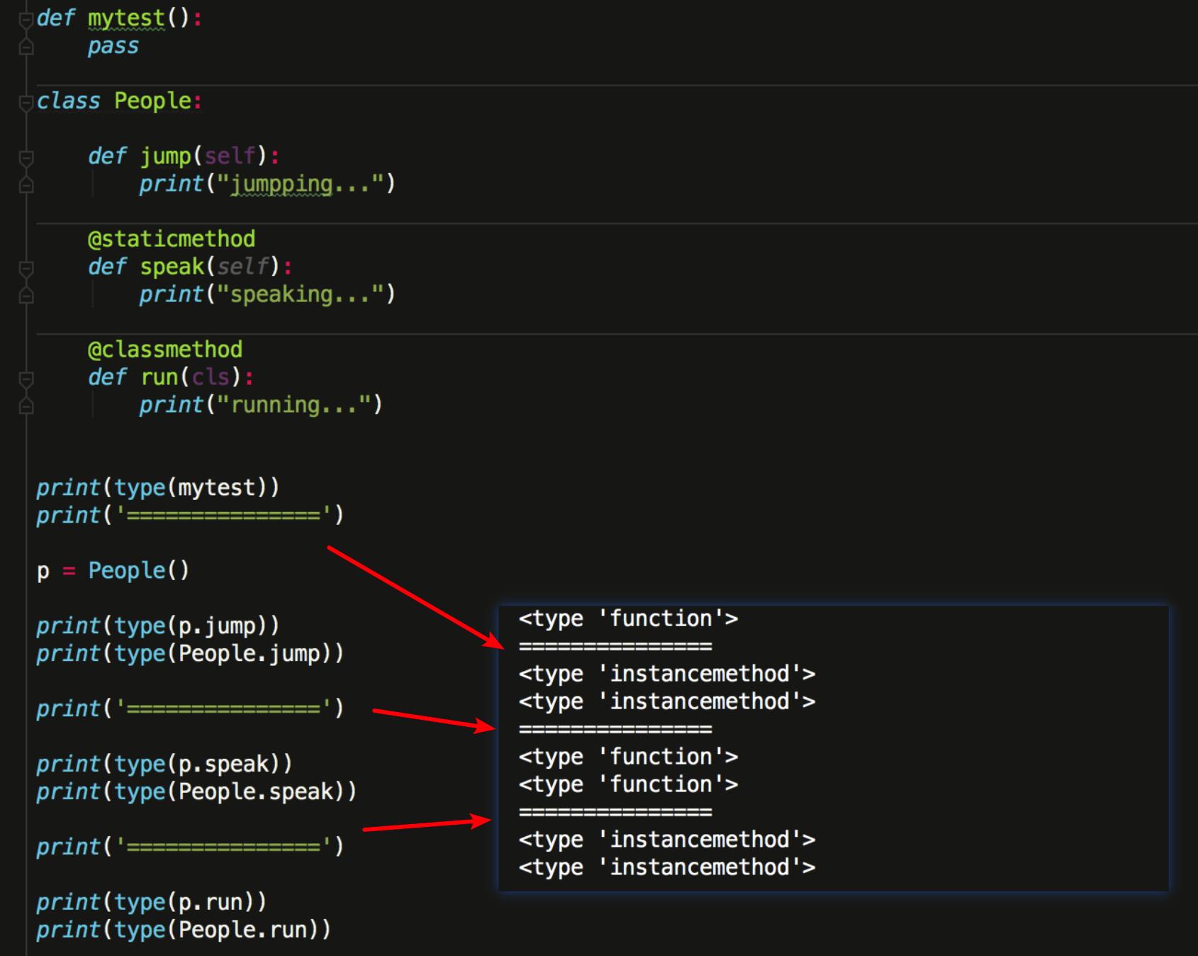 Python 中的静态方法(staticmethod)门道真多插图