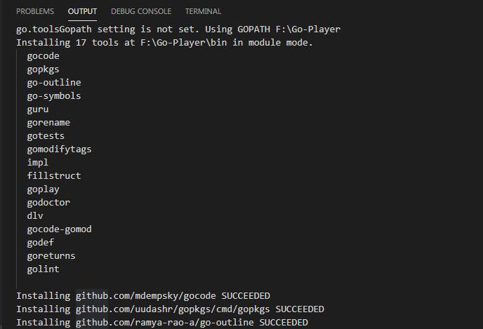 零基础学 Go 语言(01):用 Goland和 VS Code 搭建开发环境插图(19)