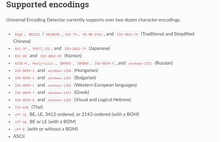 详解 Python 中的编码问题,从此编码不再是噩梦插图