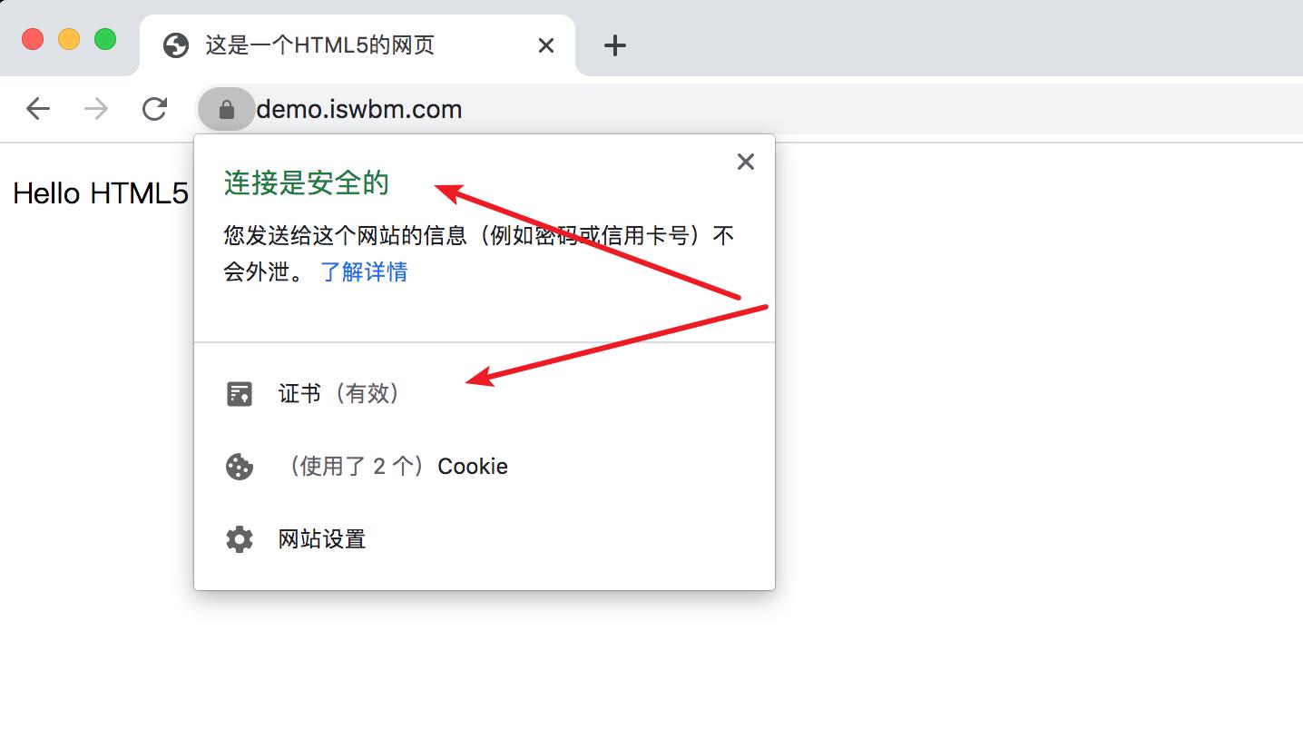 点亮你的 HTTPS?原来这么简单插图(13)