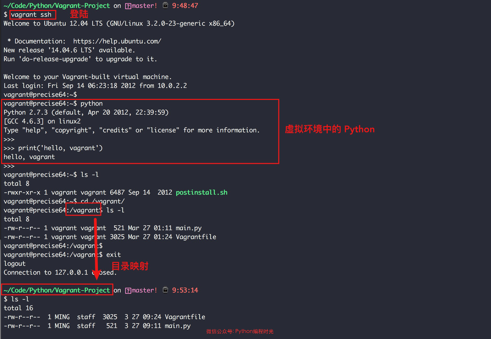 在 PyCharm 中使用 Vagrant 搭建一劳永逸的开发环境插图(2)
