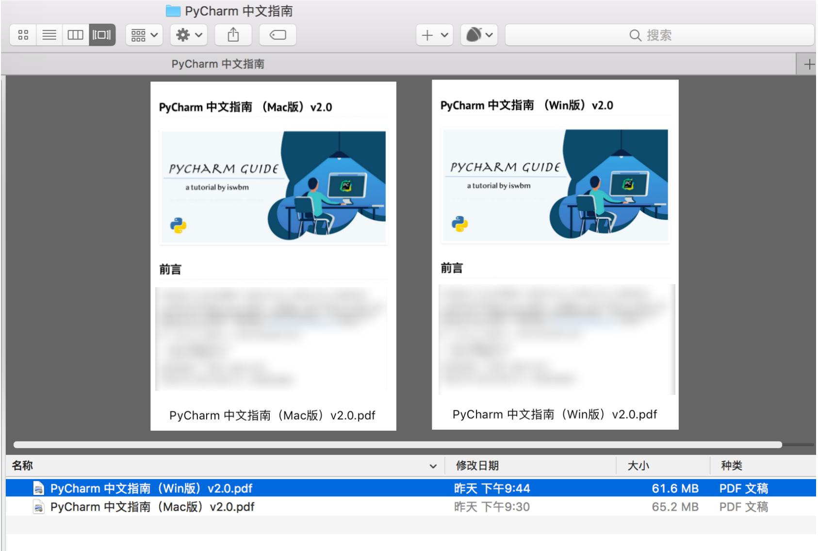 来了,《PyCharm中文指南》 v2.0 版本插图