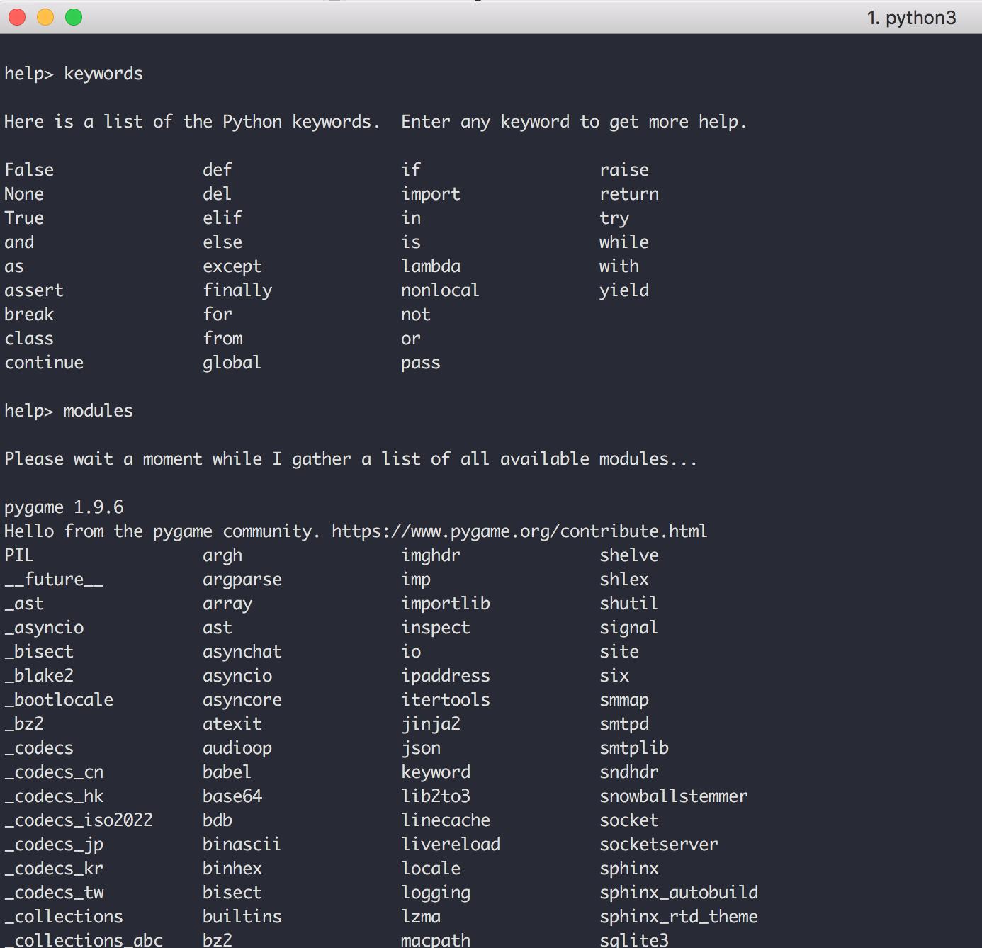 零基础学 Python(25):反射函数的使用插图(1)