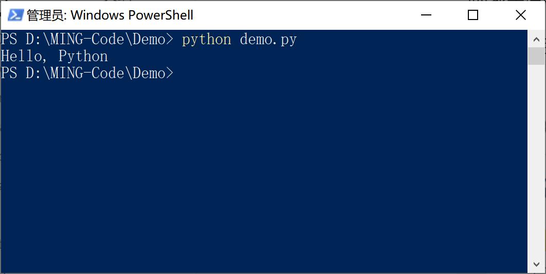 零基础学 Python(03):如何运行 Python 程序插图(2)